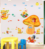 Cortina Vinyl Sunny Day Theme New Wall Sticker