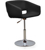 Cosmos Bar Chair in Black Color by @Home