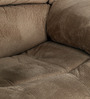 Cove One Seater Sofa Recliner in Mocha Finish by HomeTown