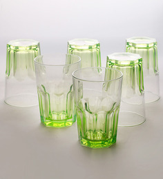 Luminarc Crazy Glass 400 ML Tumbler - Set of 6