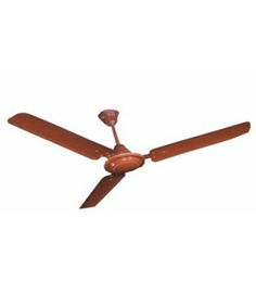 Crompton Greaves Brizair 1400mm Brown 55.11 Inch Ceiling Fan