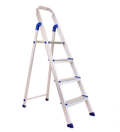Crust Aluminium 4 Steps 4.8 FT Ladder