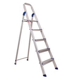Crust Aluminium 5 Steps 5.6 FT Ladder