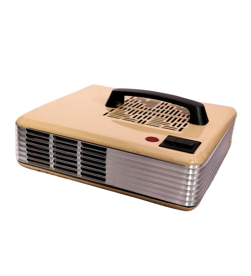 Crown 2000W Heat Convector with ISI Mark (Model No: 1462)