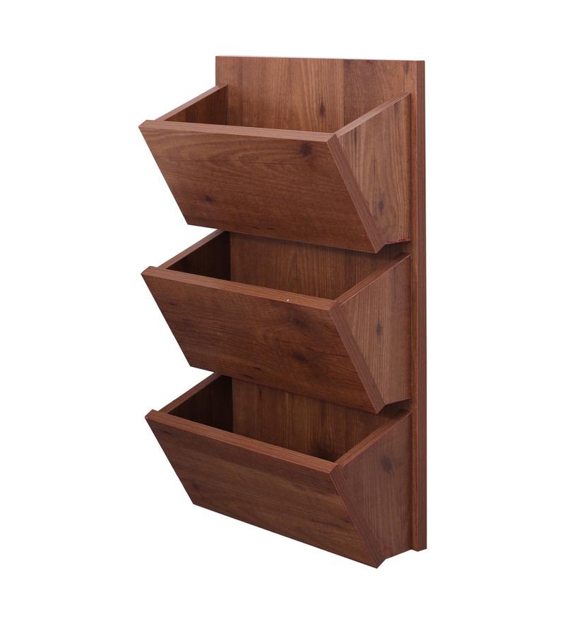 buy furnitech brown engineered wood wall