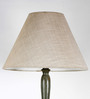 Craftter Gold Fabric Floor Lamp