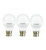Crompton White 7-Watt LED Lamp - Set of 3