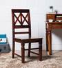 Crosby Dining Chair in Honey Oak Finish by Amberville