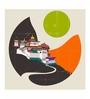 Crude Area Paper 15 x 15 Inch Tibet Print Unframed Poster