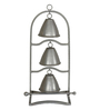 Walcher Bells Set of 3 in Multicolour by Amberville
