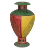 Dyuthi Vase in Multicolour by Mudramark
