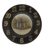 Anastazja Wall Clock in Multicolour by CasaCraft