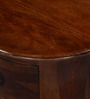 Clevedon End Table in Provincial Teak Finish by Amberville