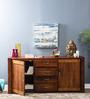 Edgewood Sideboard in Honey Oak Finish by Woodsworth