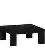 Trego Coffee Table in Espresso Walnut Finish by Woodsworth