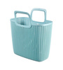Curver 03672 Plastic Blue 25 L Knit Basket