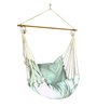 Cushion Swing in Blue Desire by Slack Jack