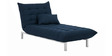 Daybed Easy lounge in Dark Blue Colour  by Furny