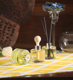 Dadaint Jasmine, Rose & Eucalyptus Reed Diffuser - Set Of 3