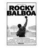 Da Vinci Posters Paper 12 x 19 Inch Rocky Balboa Unframed Poster