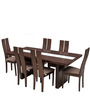 Daffodil Dining Set Six Seater by Royal Oak