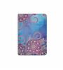 DailyObjects Multicolour Paper Purple Florals Plain A5 Notebook