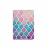 DailyObjects Multicolour Paper Rainbow Pastel Watercolor Moroccan Plain A6 Notebook