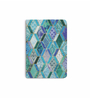DailyObjects Multicolour Paper Sapphire & Emeralds Plain A5 Notebook