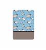 DailyObjects Multicolour Paper Sheep Sheep Spot Spot Plain A5 Notebook