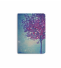 DailyObjects Multicolour Paper Song of Winter Bird Plain A6 Notebook