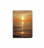 DailyObjects Multicolour Paper Sun Setting Over Calm Waters Plain A5 Notebook