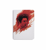 DailyObjects Multicolour Paper The Raging Bull Plain A5 Notebook