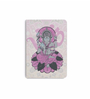 DailyObjects Multicolour Paper Tranquil Ganesha Plain A6 Notebook