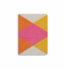 DailyObjects Multicolour Paper Triangle Summer Plain A6 Notebook