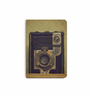 DailyObjects Multicolour Paper Vintage Camera Plain A6 Notebook