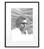DailyObjects Paper Energy & Exuberance Framed Art Print