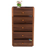 Daisy Chest of Drawers in Walnut Finish by Royal Oak