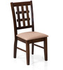 Daisy Dining Chair in Walnut Finish by Royal Oak