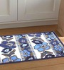 Daisy Garden Accent Rug Sapphire by Riva