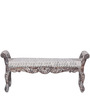 Dondria Settee in Distress Finish by Bohemiana