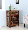 Dave Solid Wood Wine Rack by Bohemiana