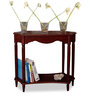 DClass Console Table in Red Colour by Durian
