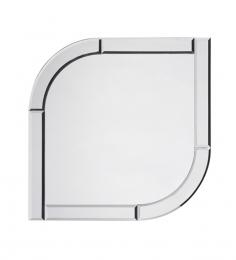 Deknudt Decora Silver Mirror