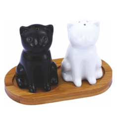 Deco Pride Assorted Salt & Pepper Shaker - Set of 3