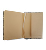 De Kulture Works Multicolour Imported Paper Mystory Book The Consecrated Diwali Diary