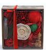Decoaro Hibiscus Potpourri Wooden Box