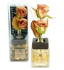 Decoaro Cranbery Evergreen Collection Rose Diffuser - Set of 2
