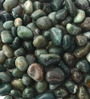 Decor Pebbles Green Stone Pebbles - 1 Kg