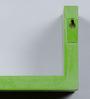 Decornation Green MDF U-Shaped Earthy Shelf - Set of 3