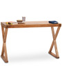 Delmar Breakfast Table in Natural Finish by The ArmChair